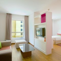 Ramada Hotel & Suites by Wyndham JBR 4* Номер Делюкс с двуспальной кроватью фото 12