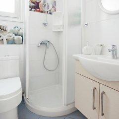 Отель Villa Adonia Кипр, Протарас - отзывы, цены и фото номеров - забронировать отель Villa Adonia онлайн ванная