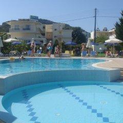 Отель Elpida Beach Studios детские мероприятия