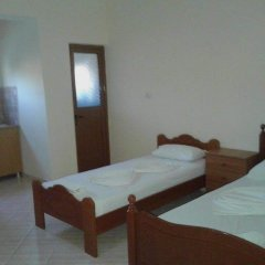 Отель Guesthouse Pollo Албания, Ксамил - отзывы, цены и фото номеров - забронировать отель Guesthouse Pollo онлайн комната для гостей фото 2