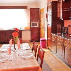 Отель Casa Barao das Laranjeiras Португалия, Понта-Делгада - отзывы, цены и фото номеров - забронировать отель Casa Barao das Laranjeiras онлайн питание фото 3