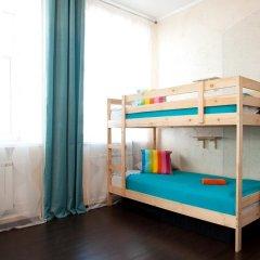 Europa Hostel Кровать в общем номере с двухъярусной кроватью фото 10