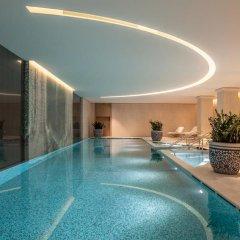 Hotel The Peninsula Paris 5* Улучшенный номер с различными типами кроватей фото 8