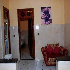 Отель Residence Miramare Marrakech 2* Стандартный номер с различными типами кроватей фото 13