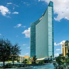 Отель Vdara Suites by AirPads США, Лас-Вегас - отзывы, цены и фото номеров - забронировать отель Vdara Suites by AirPads онлайн бассейн фото 3