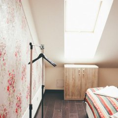 Хостел Крыша Кровать в мужском общем номере двухъярусные кровати фото 18