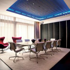 Отель The Dolder Grand 5* Улучшенный люкс с различными типами кроватей фото 5