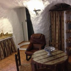 Отель Complejo de Cuevas Almugara питание
