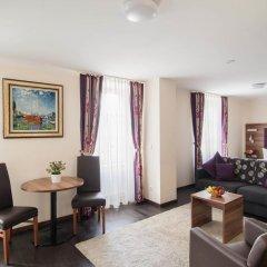 BATU Apart Hotel 3* Улучшенные апартаменты с различными типами кроватей фото 12