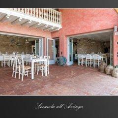 Отель Locanda Acciuga Лимена помещение для мероприятий фото 2