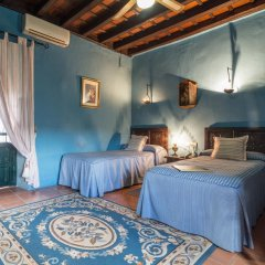 Отель Hacienda El Santiscal - Adults Only Номер Делюкс с различными типами кроватей фото 4