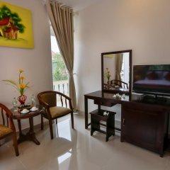 Отель Han Huyen Homestay 2* Номер Делюкс фото 10