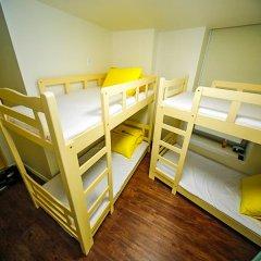 Отель 24 Guesthouse Seoul City Hall 2* Кровать в женском общем номере с двухъярусной кроватью фото 2
