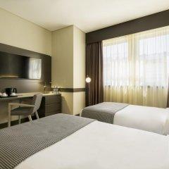 Отель HF Fénix Lisboa 4* Номер Комфорт с 2 отдельными кроватями фото 5