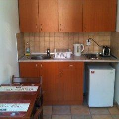 Апартаменты Caterina Private Rooms and Apartments Стандартный номер с 2 отдельными кроватями фото 6