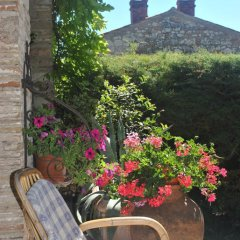 Отель Villa Le Casaline Сполето фото 13