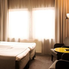 Отель Scandic Laholmen 3* Стандартный номер с различными типами кроватей фото 3