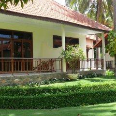 Отель Hai Au Mui Ne Beach Resort & Spa 4* Стандартный номер фото 17