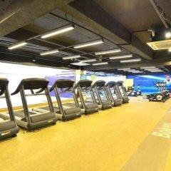 New Forestry Hotel Сямынь фитнесс-зал фото 4