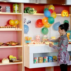 Hotel SB Diagonal Zero Barcelona детские мероприятия