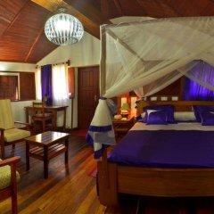 Отель Edena Kely 3* Бунгало с различными типами кроватей фото 23