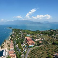Отель Residence Miralago Rooms & Apartments Италия, Манерба-дель-Гарда - отзывы, цены и фото номеров - забронировать отель Residence Miralago Rooms & Apartments онлайн пляж