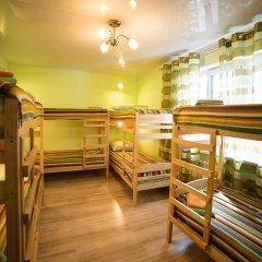 Koenig Hostel Кровать в мужском общем номере с двухъярусной кроватью