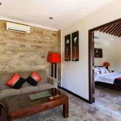 Отель Aleesha Villas 3* Улучшенная вилла с различными типами кроватей фото 28