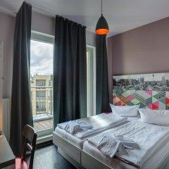 MEININGER Hotel Berlin Alexanderplatz 2* Стандартный номер с 2 отдельными кроватями фото 4