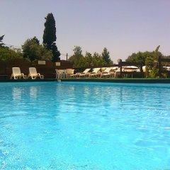 Отель Camping Valle Dei Templi Агридженто бассейн