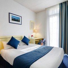 Отель Le Lausanne 3* Стандартный номер с различными типами кроватей фото 4