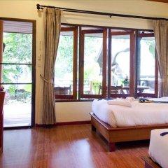 Отель Aonang Cliff View Resort 3* Бунгало Делюкс с различными типами кроватей фото 5