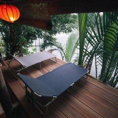 Отель Lakeside Homestay балкон