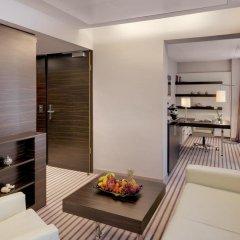 Radisson Blu Hotel, Leipzig 4* Номер Бизнес с различными типами кроватей фото 4