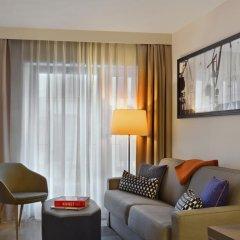 Отель Citadines Michel Hamburg 4* Студия с различными типами кроватей фото 4