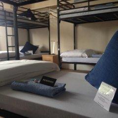 Kipps Brighton Hostel Кровать в общем номере с двухъярусной кроватью фото 2