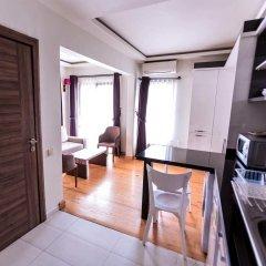 Отель Taksim Martina Apart Апартаменты с различными типами кроватей фото 11