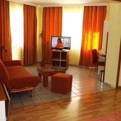 Семейный Отель Палитра 3* Номер Эконом с 2 отдельными кроватями фото 23