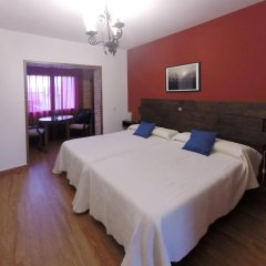 Отель Callejón del Pozo комната для гостей фото 5