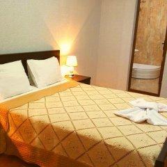 Отель Sali Люкс с различными типами кроватей фото 8