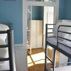 5 Sins Chiado Hostel Кровать в общем номере с двухъярусной кроватью фото 4