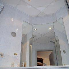 Entrée Hotel Glinde 3* Стандартный номер с 2 отдельными кроватями (общая ванная комната) фото 15