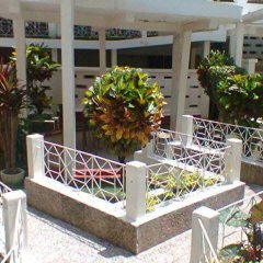 Super Gardens Hotel балкон