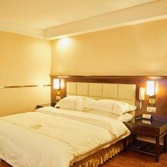 Отель Zhongshan Tianhong Hotel Китай, Чжуншань - отзывы, цены и фото номеров - забронировать отель Zhongshan Tianhong Hotel онлайн комната для гостей фото 5
