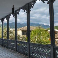 Отель Hostel Villa Opera Грузия, Тбилиси - отзывы, цены и фото номеров - забронировать отель Hostel Villa Opera онлайн балкон