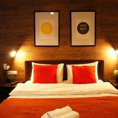 LiKi LOFT HOTEL 3* Стандартный номер с различными типами кроватей