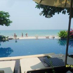 Отель Maya Koh Lanta Resort бассейн