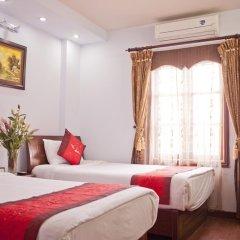 Hanoi Vision Boutique Hotel 3* Улучшенный номер разные типы кроватей фото 3
