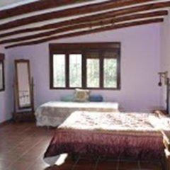 Отель Casa Rural Cabeza Alta Алькаудете комната для гостей фото 5