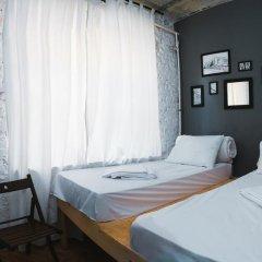 АРТ хостел Культура Стандартный номер с разными типами кроватей фото 4